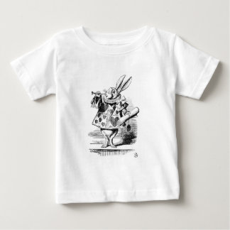 White Rabbit dressed as Herald Baby T-Shirt