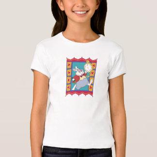 White Rabbit in Suited Frame Disney T-Shirt