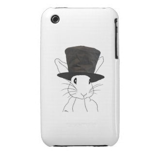 White Rabbit iPhone 3 Case