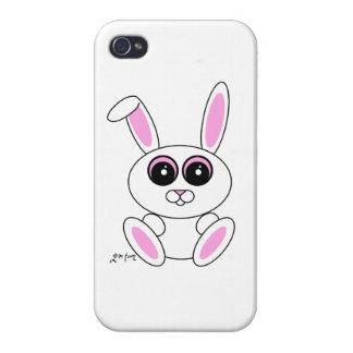White Rabbit iPhone 4/4S Case