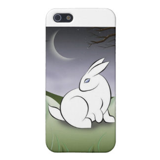 White Rabbit iPhone SE/5/5s Cover