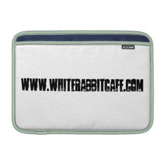 White Rabbit Macbook Air Case