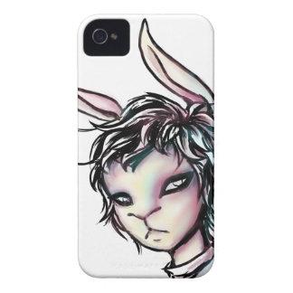 White Rabbit Phone case Blackberry Cases