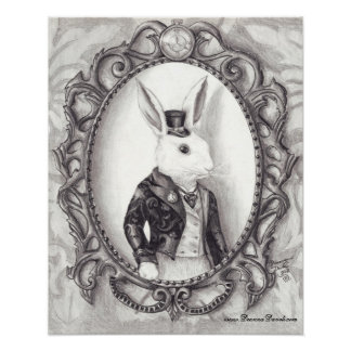 White Rabbit - Poster
