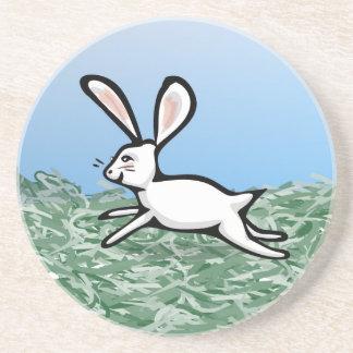 White Rabbit Run Coaster
