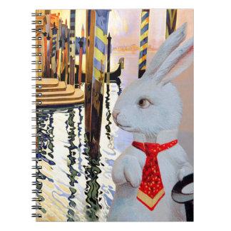 White Rabbit Traveler's Notebook