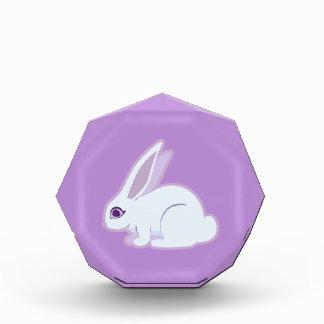 White Rabbit With Long Ears Art Awards