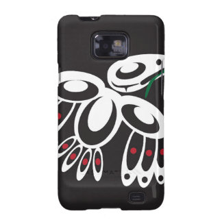 White Raven Galaxy S2 Covers