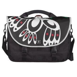 White Raven Bag For Laptop