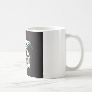 White Raven Mugs