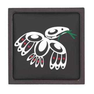 White Raven Premium Trinket Boxes
