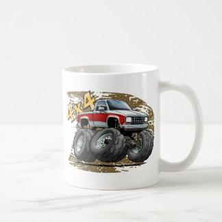 White Red Old Ranger Coffee Mug