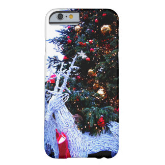 White Reindeers Barely There iPhone 6 Case