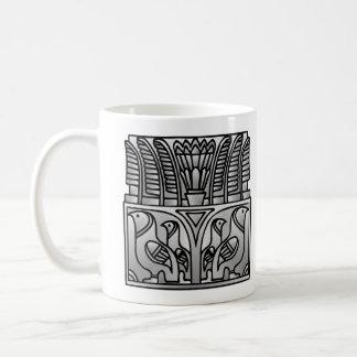 White Religion Egypt Coffee Mug