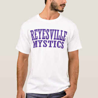 White_Reyesville_Mystics_T Playera