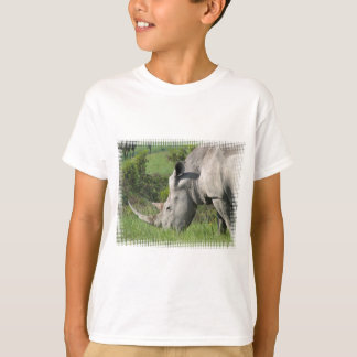 White Rhino Youth T-Shirt