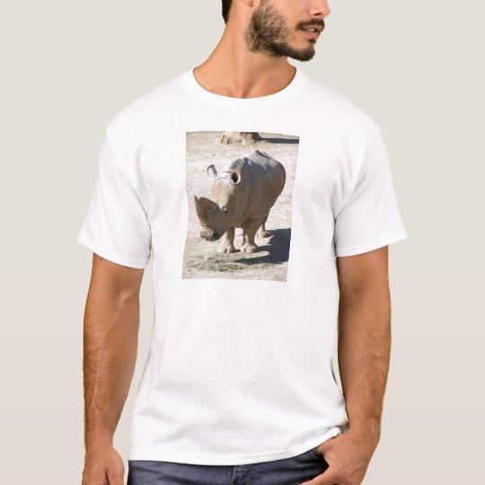 White Rhinoceros Rhino T-Shirt