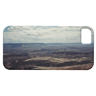 White Rim, Canyonlands, Utah iPhone SE/5/5s Case