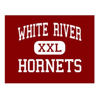 White River - Hornets - High - Buckley Washington Postcard
