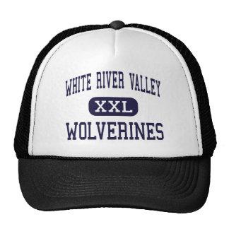 White River Valley - Wolverines - Switz City Trucker Hat