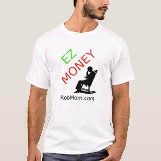 White Rob Mom T Shirt