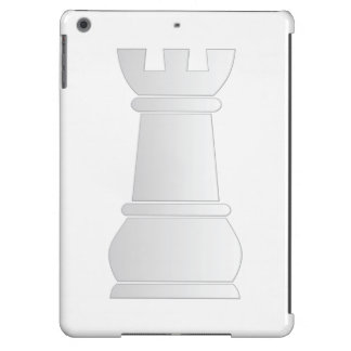 White rock chess piece cover for iPad air