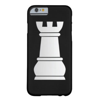 White rock chess piece barely there iPhone 6 case
