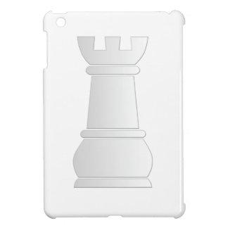 White rock chess piece iPad mini cover