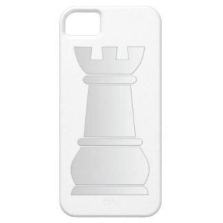 White rock chess piece iPhone SE/5/5s case