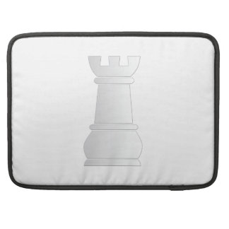 White rock chess piece sleeves for MacBook pro