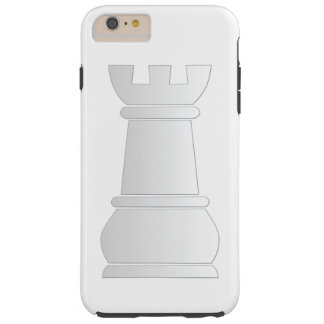 White rock chess piece tough iPhone 6 plus case