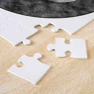 White Rooster Jigsaw Puzzle