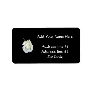 White Rose #1 Label