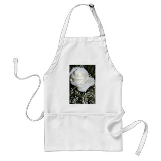 White Rose Aprons