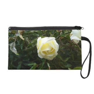 White  Rose Bagettes Bag