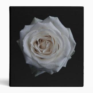 White rose binders