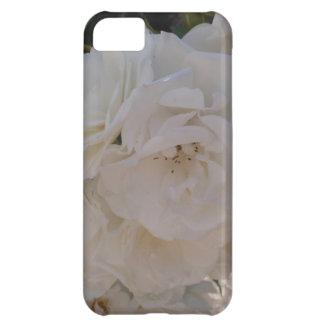 White Rose iPhone 5C Cases