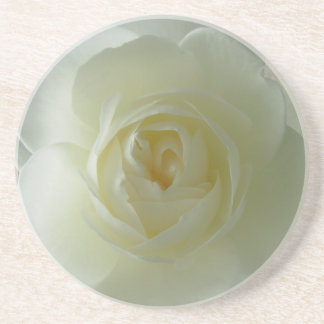 White Rose Coasters Sunny Rose Gifts Keepsake Dec