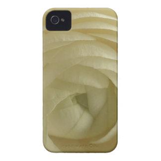 white rose custom personalize Anniversaries iPhone 4 Case-Mate Case