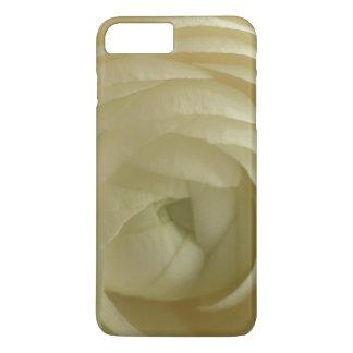 white rose custom personalize Anniversaries iPhone 7 Plus Case