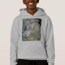 White Rose_ Hoodie