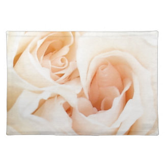 White Rose: Innocent and Pure Love Place Mat
