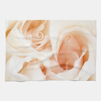White Rose: Innocent and Pure Love Towels