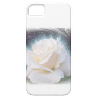 white rose iPhone SE/5/5s case