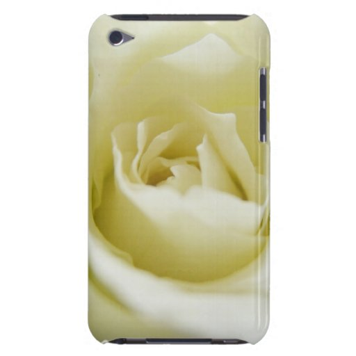 White Rose iTouch Case iPod Touch Cases