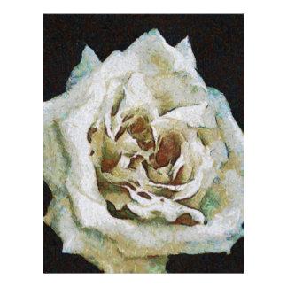 White Rose Letterhead