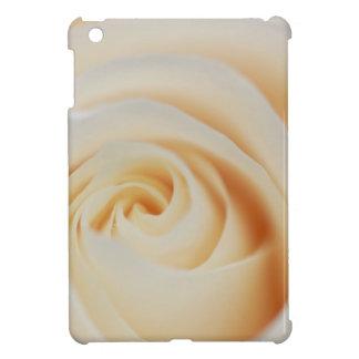 White Rose Macro iPad Mini Case