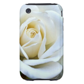 White Rose of Love iPhone 3 Tough Covers