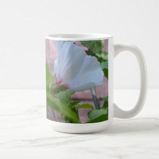 White Rose of Sharon Mugs