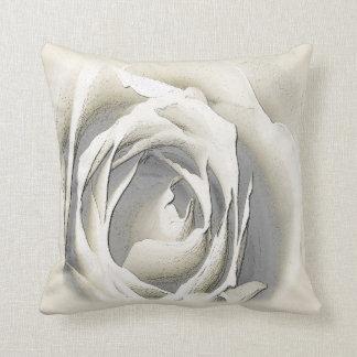 White Rose, pillow